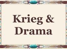 Krieg und Drama