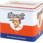 Nostalgie Blechdose Brandt