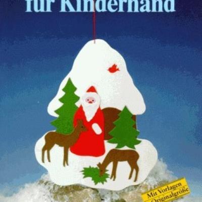 Armin Täubner: Fensterbilder für Kinderhand. Weihnachtliche Motive.