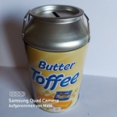 Blechdose Butter Toffee