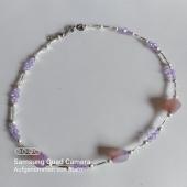 Halskette (Handarbeit)